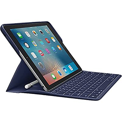Logitech Backlit Keyboard Case with Smart Connector for iPad PRO 9 7 models  A1673  A1674