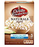 Orville Redenbacher Microwaveable Simply Salted Popcorn, 3 ct