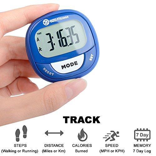 ozo fitness sc2 digital pedometer manual
