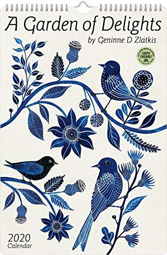 Pdf Outdoors Geninne Zlatkis 2020 Poster Art Wall Calendar: A Garden of Delights (10.75 x 16)