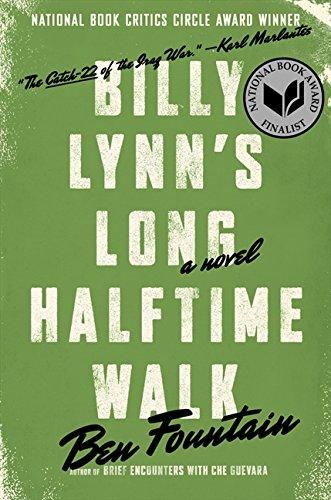 Billy Lynn's Long Halftime Walk -  Ben Fountain, Hardcover