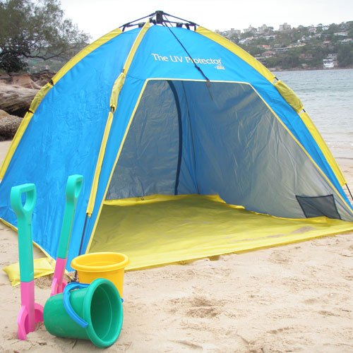 Sunproof UV Protector and Beach Shelter Large Amazon.co.uk Sports u0026 Outdoors & Sunproof UV Protector and Beach Shelter Large: Amazon.co.uk ...