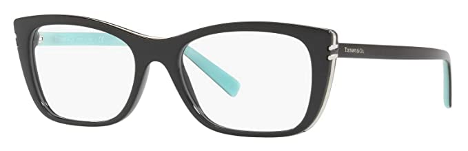 f6bc95b985 Image Unavailable. Image not available for. Color  Tiffany   Co. TF 2174  Eyeglasses for Women Prescription Frame ...