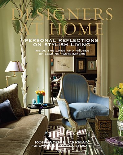 Designers at Home: Personal Reflections on Stylish Living (Furnishings Reflections Home)