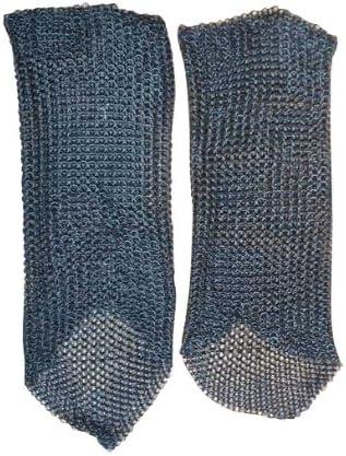 Medieval: calzas (bruñido) para cadena Camisa: Amazon.es: Deportes y aire libre