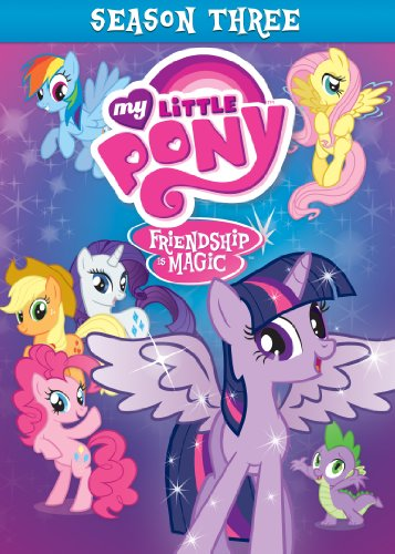 My Little Pony Friendship Is Magic: Season 3 (Best Value Sofa Brands)