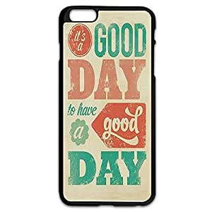 IPhone 6 Plus Cases Good Day Design Hard Back Cover Cases Desgined By RRG2G