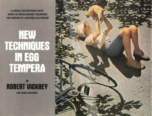 New Techniques in Egg Tempera -