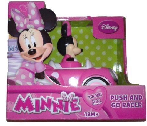 Disney's Minnie Mouse Push and Go Racer Car