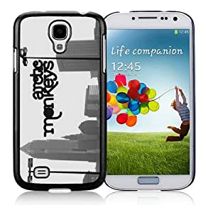 Samsung Galaxy S4 Cover Case,Arctic Monkeys 7 Black Cool Customized Samsung Galaxy S4 I9500 Case
