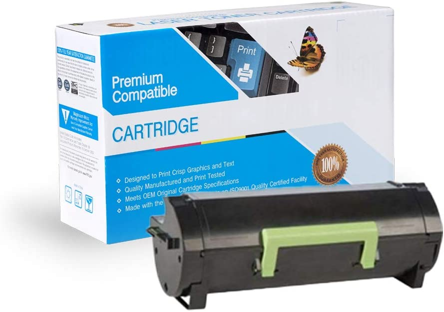 Black Works with: MS710 MS711 MS810X MS812 MS811X MS810 QSD Compatible Toner Replacement for Lexmark 52D1H00 521H Free 1 to 2 Day DELIVERY MS811 3-Pack MS812X