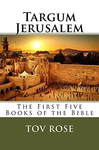 Targum Jerusalem (The Targums Book 2)