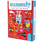 SUSSED Out of The Blue (Hilarious Family Friendly Conversation Card Game) (Find Out Who Knows Who Best)
