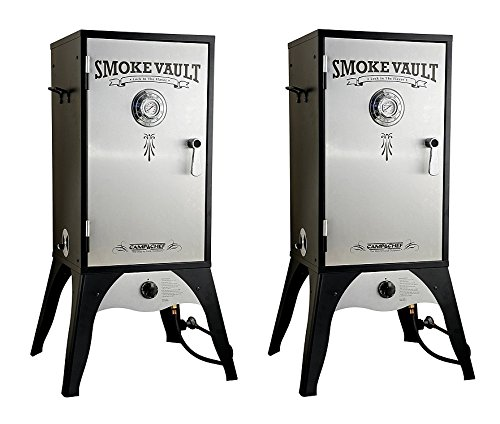 Camp Chef Smoker 18-Inch ​Smoke Vault Large with Stainless