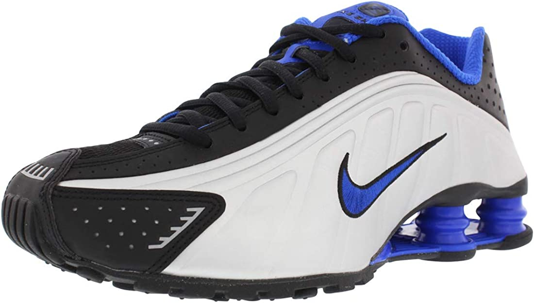 Nike Mens Shox R4 Leather Trainers
