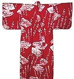 Women Yukata Japanese Kimono Kanji 58''