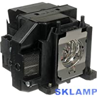 Sklamp ELP-LP78 Replacement Projector Lamp With Housing For Epson Projectors