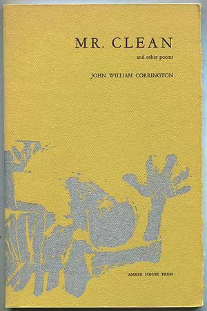 Mr. Clean and other poems, Corrington, John William