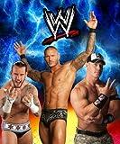 WWE Power of the W Microraschel Throw