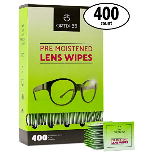 Eyeglass Cleaner Lens Wipes