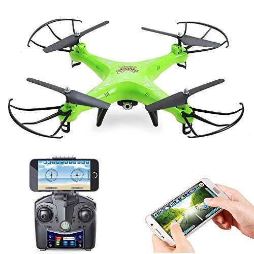 RC Quadcopter Drone with FPV Camera and Live Video picture