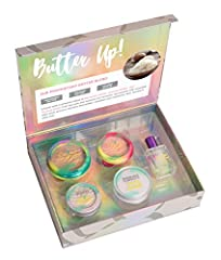 Escape to the beaches of Brazil with Physicians Formula's Butter Collection - an assortment of our most sought-after, skin-loving products. Infused with a powerful blend of Murumuru Butter, Cupuacu Butter, and Tucuma Butter from the lush, nut...