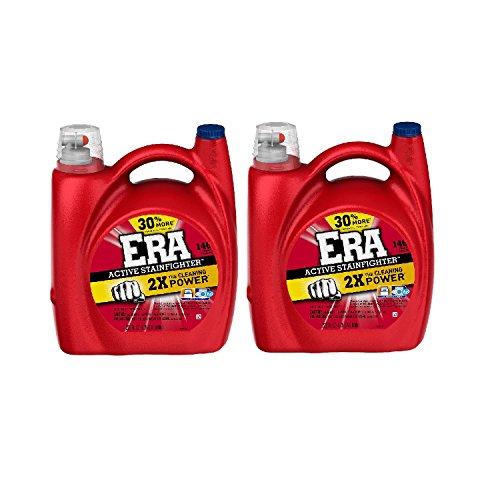Era 2x Ultra He Liquid Laundry Detergent - 225 Oz. - 146 Loa