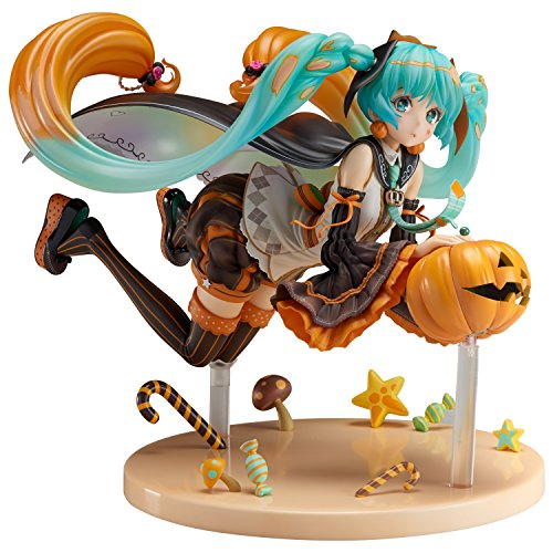 Union Creative Hatsune Miku (Trick or Miku Version) Non-Scale PVC Figure