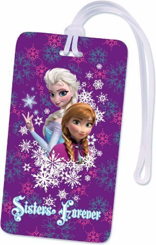 [National Design Frozen Luggage and Backpack ID Tag] (Sven Costume For Boys)