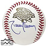Diamondbacks Randy Johnson Autographed Signed 2001 World Series Baseball JSA Authentic