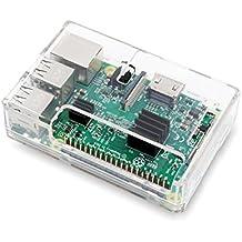 LoveRPi Raspberry Pi 3 GPIO Case - Clear Transparent