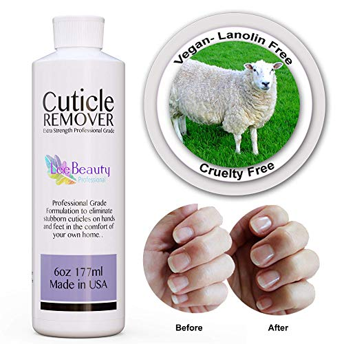 Cuticle softner gel, cream, oil for easy cuticle removal. Cuticle remover for manicure and pedicure treatments. Better than cuticle nippers, cuticle cutters, and cuticle oil.