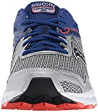 Saucony Men's Cohesion 10 Running Shoe, Silver