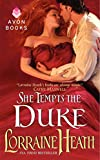 She Tempts the Duke (Lost Lords of Pembrook)