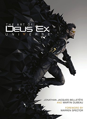 The Art of Deus Ex Universe is the ultimate gallery of art from Deus Ex: Human Revolution and Deus Ex: Mankind Divided, featuring over 300 images, including sketches and concept art. With commentary throughout from the world-renowned art team, this e...