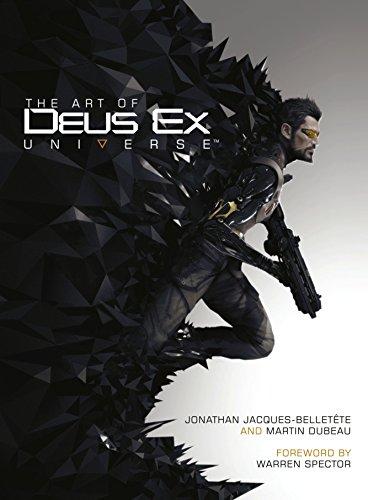 Image of The Art of Deus Ex Universe