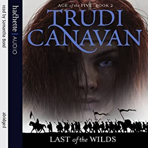 Last of the Wilds Audiobook