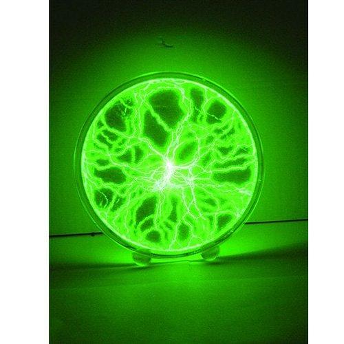 Plasmascheibe von Eurolite in grün