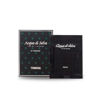 Victor Acqua Di Selva Toallitas Perfumadas - 60 ml