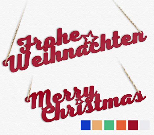 Decorativa, Navidad, vidrio acrílico, con portaetiquetas ...