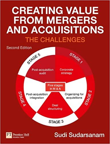Creating Value from Mergers and Acquisitions (2nd Edition)