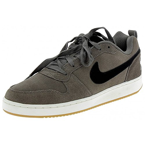 NIKE COURT BOROUGH LOW PREMIUM DARK MUSHROOM - 41
