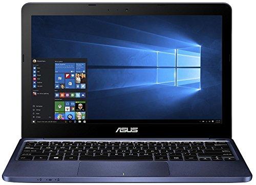 Asus F205TA-FD0063TS 29,5 cm (11,6 Zoll) Notebook (Intel Atom Z3735F, 2GB RAM, 32GB eMMC, HD Graphic, Win 10 Home) blau inkl. Office 365 Personal