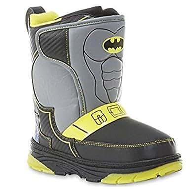 Amazon.com | DC Comics Boys Batman Winter Boot (13 M (US