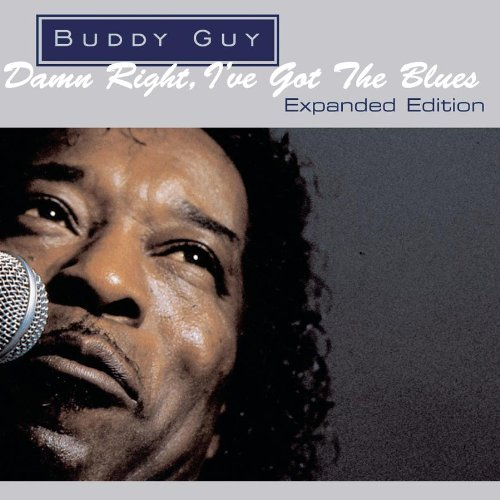 Damn Right, I've Got The Blues (Cd Buddy Guy)