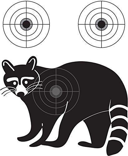 iCandy Combat 12 Pack - Raccoon Varmint Gun Practice ()