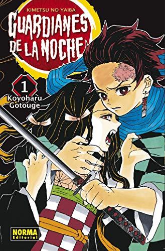 Guardianes de la Noche 1 por Koyoharu Gotouge,Victor Gomà