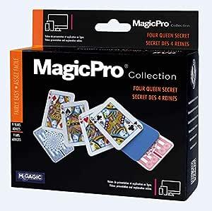 O.I.D. Oid Magic - 218 - Truco de Magia - Secreto de Las 4 Reinas: Amazon.es: Juguetes y juegos