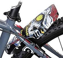 SSGFZ Bicicleta de los guardabarros trasero Guardabarros delantero ...