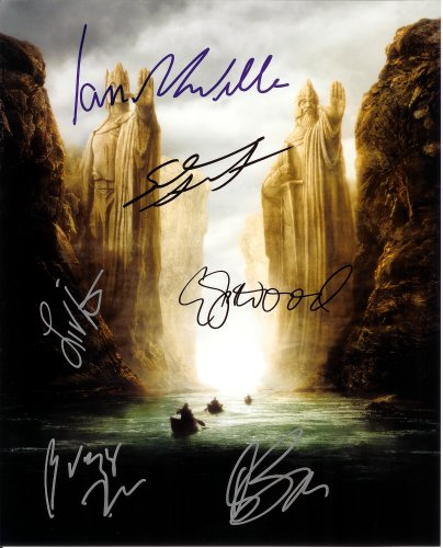 Lord Rings Cast - 4